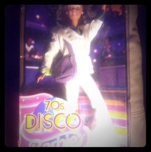 70's Disco Barbie